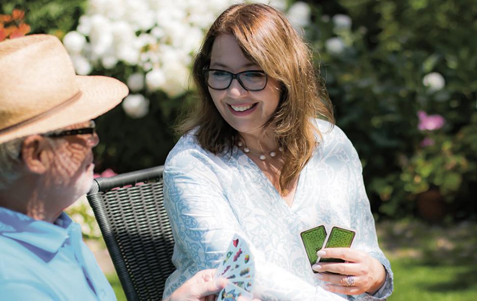 Claudia Hecht, Seniorenassistenz Stuttgart, Seniorenassistenz nach Plöner Modell